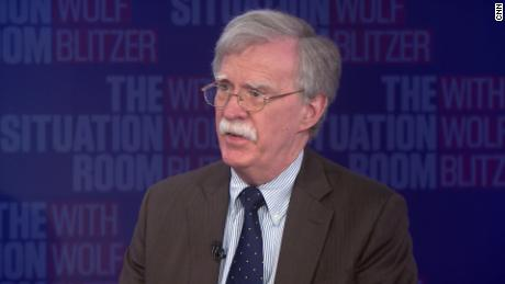 Bolton says Trump turned 'a blind eye' to the coronavirus pandemic
