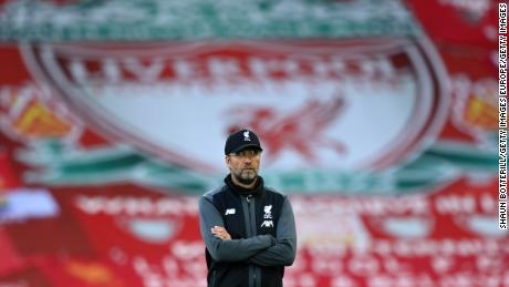 Jurgen Klopp says Premier League points record will be tough.