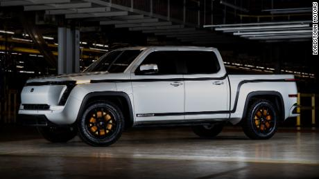 Reviving Lordstown: An electric pickup truck startup brings back an old GM plant