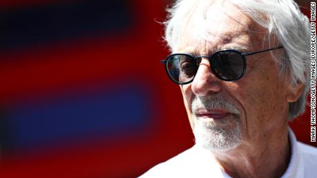 Bernie Ecclestone was in charge of F1 for nearly 40 years.