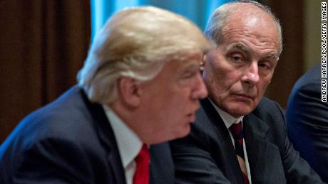 Trump's ex-White House chief of staff John Kelly supports using 25th Amendment to remove the President