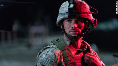 Scott Eastwood in 'The Outpost.'