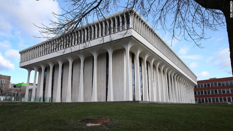 Princeton University to remove Woodrow Wilson's name from building