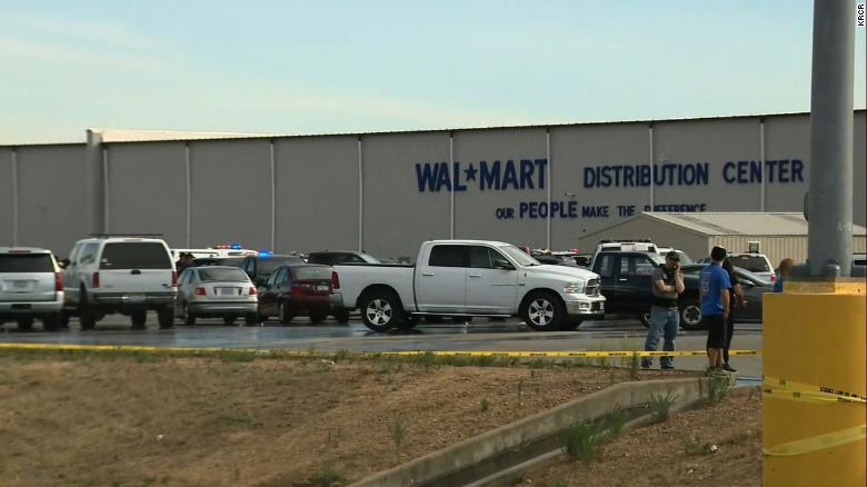 2 dead following shooting at Walmart distribution center in California