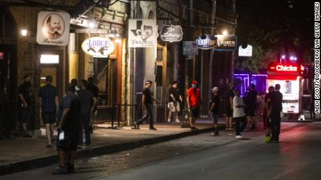 Texas and Florida bar owners fear crushing impacts from closing doors a second time