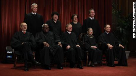 The Supreme Court! So hot right now!