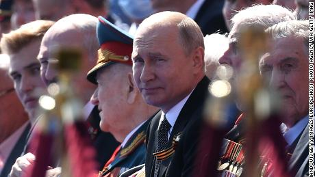 Opinion: What's stopping Putin from expanding further?
