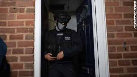 Over 700 arrests in major United Kingdom law enforcement operation