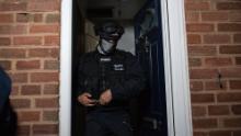 Hundreds arrested after police infiltrate secret criminal phone network