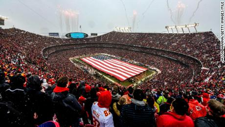 Sold-out sports stadiums could return by September, says Dr. Fauci | Offside