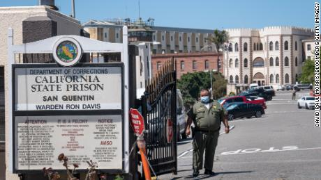 A death row inmate who was found dead had coronavirus. Nearly half the cases in California prisons are in the same facility