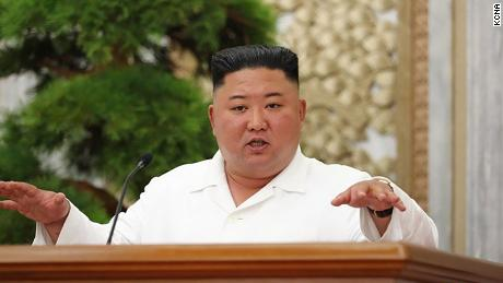 Kim Jong Un says North Korea prevented coronavirus from making inroads