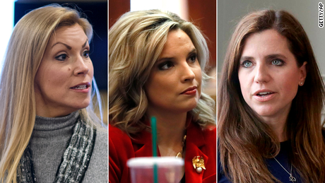 Record number of GOP women winning House primaries, but most face tough fall races