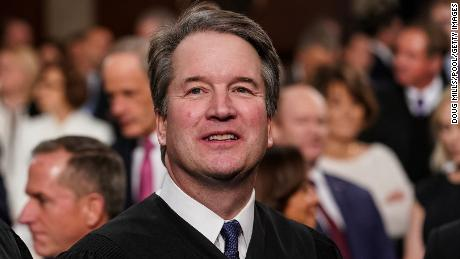 Kavanaugh tweaks voting opinion after Vermont official asks for correction