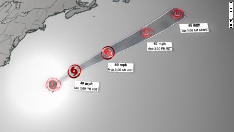 Tropical Depression 5 no longer a threat