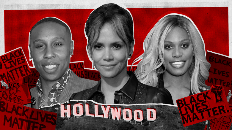 Black Trans Lives Matter: The LGBTQ fight comes to Hollywood