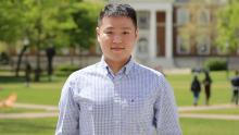 First-year PhD student Ensheng Dong helped create the dashboard in less than a day.