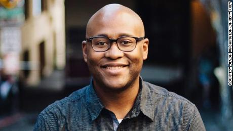 """Pastor Jevon Washington: """"This is the first time I am seeing White Christians responding in they way they have now."""""""