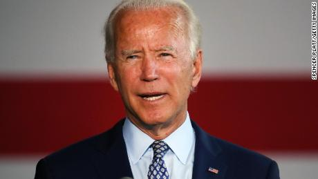 Biden proposes $2 trillion for clean energy projects, calls for end to power plant emissions by 2035