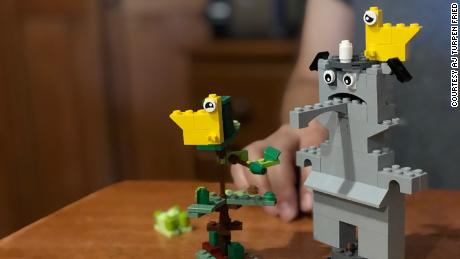 5 Lego challenges to make your stay-at-home time fly