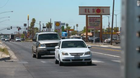 El Centro has high rates of pollution that contributed to cases of asthma and respiratory illness long before the pandemic.