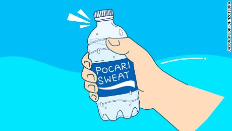 When Pocari Sweat first launched in Japan, it struggled to win over consumers.