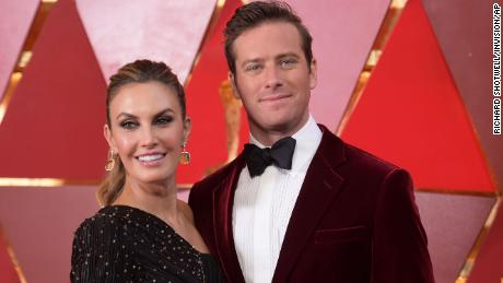 Actor Armie Hammer and wife separate after 10 years of marriage
