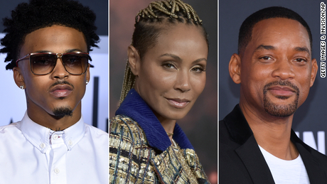 What August Alsina said after Jada Pinkett Smith and Will Smith's 'Red Table Talk'