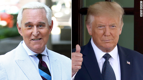 The people who sit by while Trump sets Roger Stone free