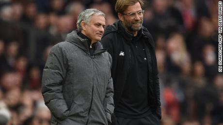 Jose Mourinho and Jurgen Klopp both took issue with the decision to overturn Manchester City's ban.