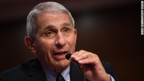 New poll reaffirms that most Americans don't trust the president, but they do trust Dr. Fauci