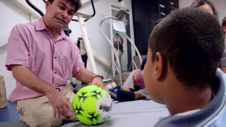 CNN Heroes: A lifeline for people with disabilities in Colombia