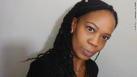 Shanga McNair, who is depending on the $600 federal unemployment payment to cover her bills, has had no luck finding another job.