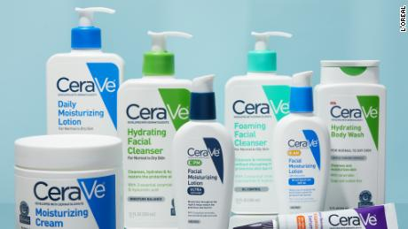 CeraVe was bought by L'Oreal in 2017.