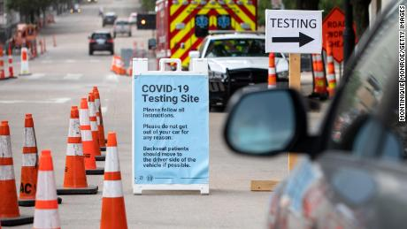 85 infants under age 1 have tested positive for coronavirus in one Texas county since March