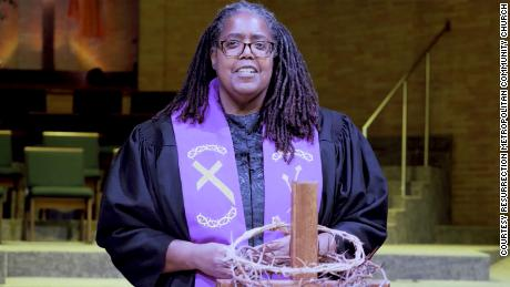 Texas pastor dies of Covid-19 a month after giving sermon on the virus' impact on her community