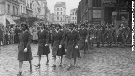This all-Black Women's Army Corps unit from WWII may finally receive a Congressional Gold Medal