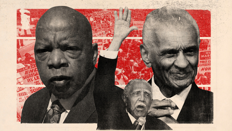 The age of civil rights heroes ended a while ago -- and that actually might be good