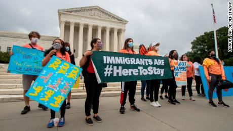 Trump to 'limit the scope' of DACA, review winding down immigration policy