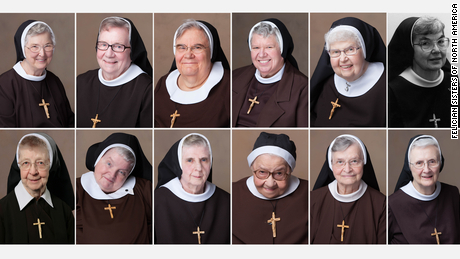 Convent outside Detroit lost 13 nuns to Covid-19 with 12 dying in one month