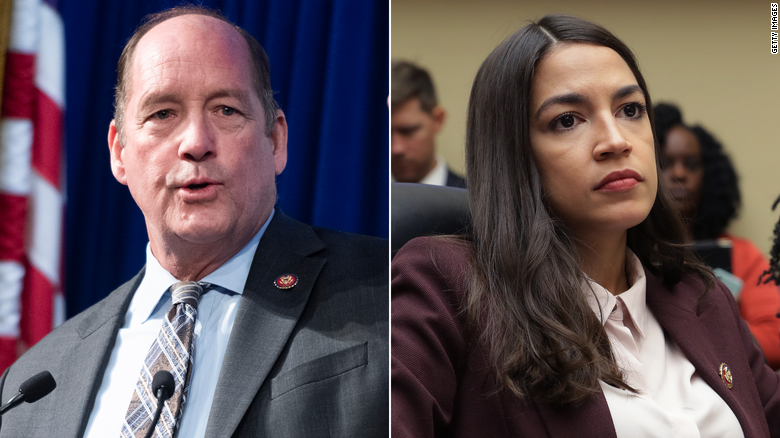 [COMMENTARY] AOC Speaks About Run-In With Yoho On House Floor