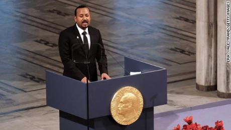 Ethiopia's Prime Minister Abiy Ahmed Ali was awarded the 2019 Nobel Peace Prize for his work to resolve the country's lengthy conflict with neighbouring Eritrea.