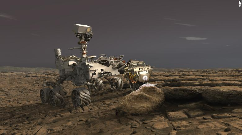See NASA's big plans for its new Mars rover Perseverance