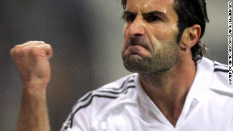 When Luis Figo signed for Real Madrid. Twenty years on after football's most controversial transfer
