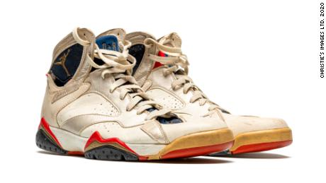 Jordan won gold with the Dream Team at the 1992 Barcelona Olympics.
