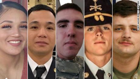 آنچه در مورد هشت نفر از سربازانی که امسال در فورت هود جان باخته اند می دانیم