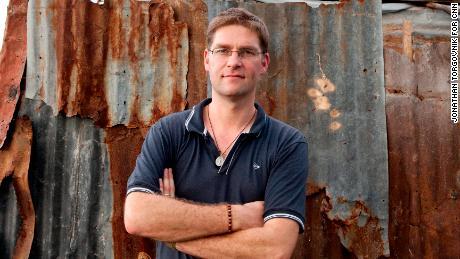 2010 CNN Hero Magnus MacFarlane-Barrow has dedicated his life to feeding children in need around the globe.