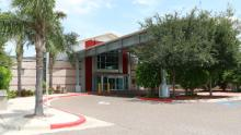 A Texas hospital overwhelmed by the coronavirus may send some patients home to die
