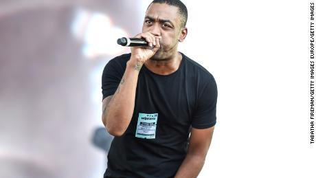 Police review reports of anti-Semitic posts from British rapper