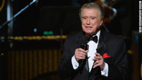 The life and career of Regis Philbin